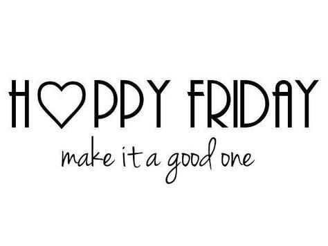 Fun Friday Folks!