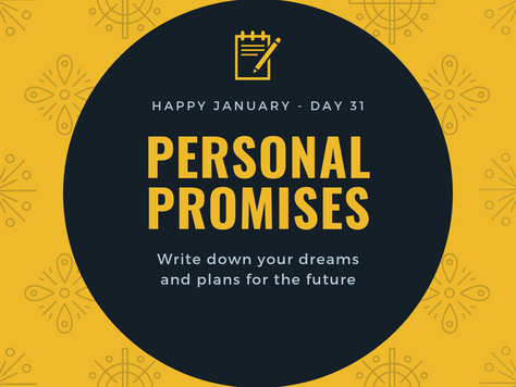 Personal Promise