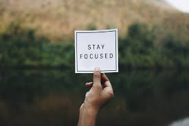 Blog #2 - Home Working - Staying Focused