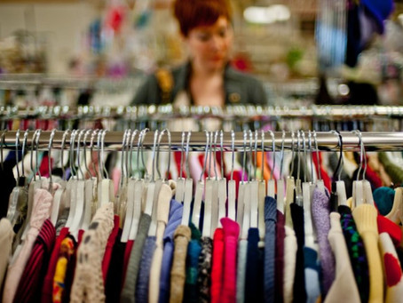 How Marie Kondo Is Fueling Our Thrifting Goals