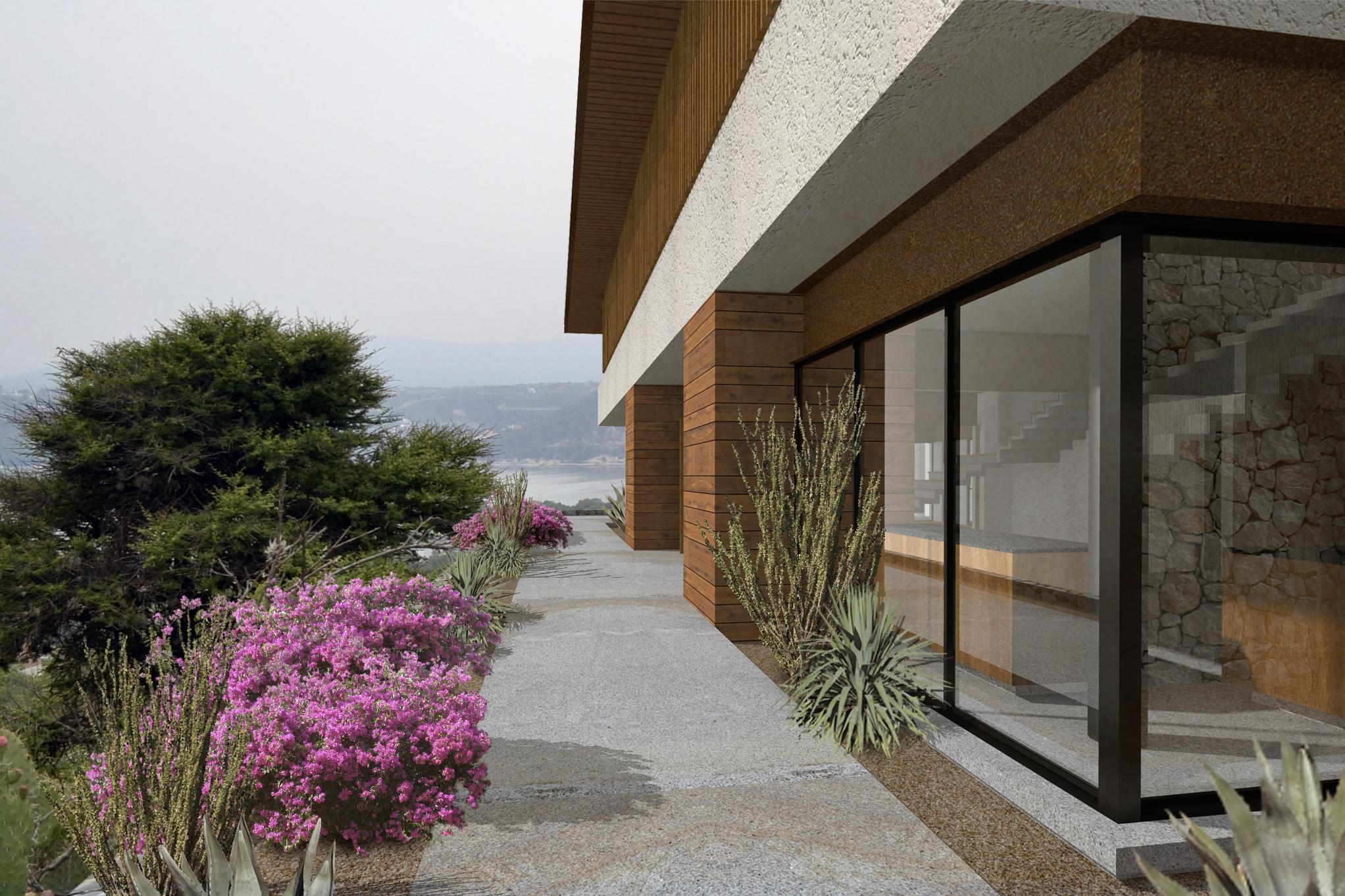 CASA DH Vista exterior 2