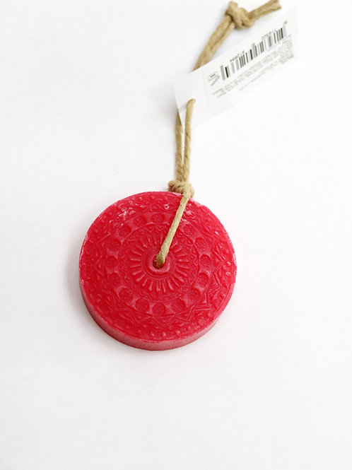 'I Love Soap' 5 x soap mandelas 'Red Fruit'