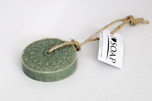 'I Love Soap' 5x mandela soaps 'Natural Olive'