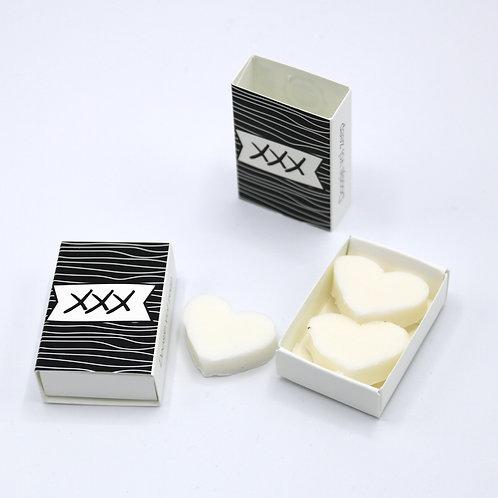 6 x Boxes Doosje Vol Zeep 'XXX'