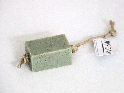 'I Love Soap' 5 x soap blocks 'Natural Olive'