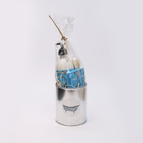 4 x Gift Buckets Small Van Der Lovett 'Sailor's Blend'