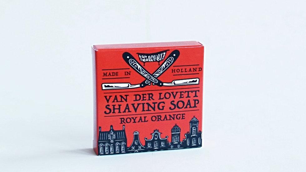 Shaving Soap 'Royal Orange'