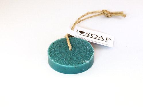 'I Love Soap' 5 x soap mandela 'Italian Spring'