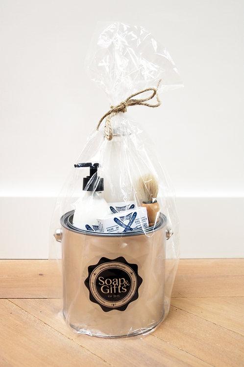 4 x Gift Buckets Van Der Lovett 'Dutch Blue'