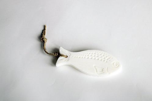 'I Love Soap' Ibiza 5 x Fish soaps 'Clean Cotton'