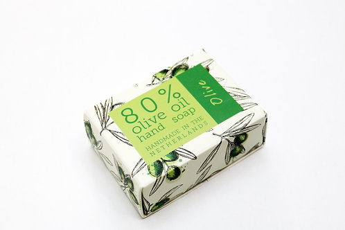12 x boxed 80% Olive Oil Soaps 'Olive'