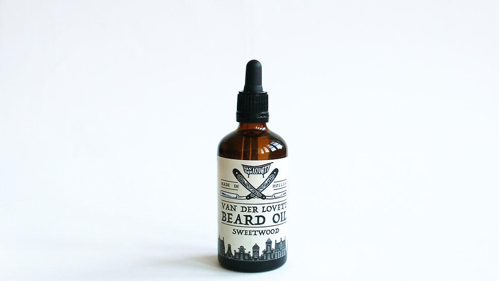 Beard Oil 'Sweetwood'