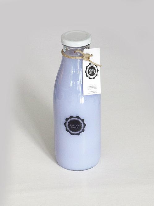 4 x bottles bath foam 'Lavender Fields'