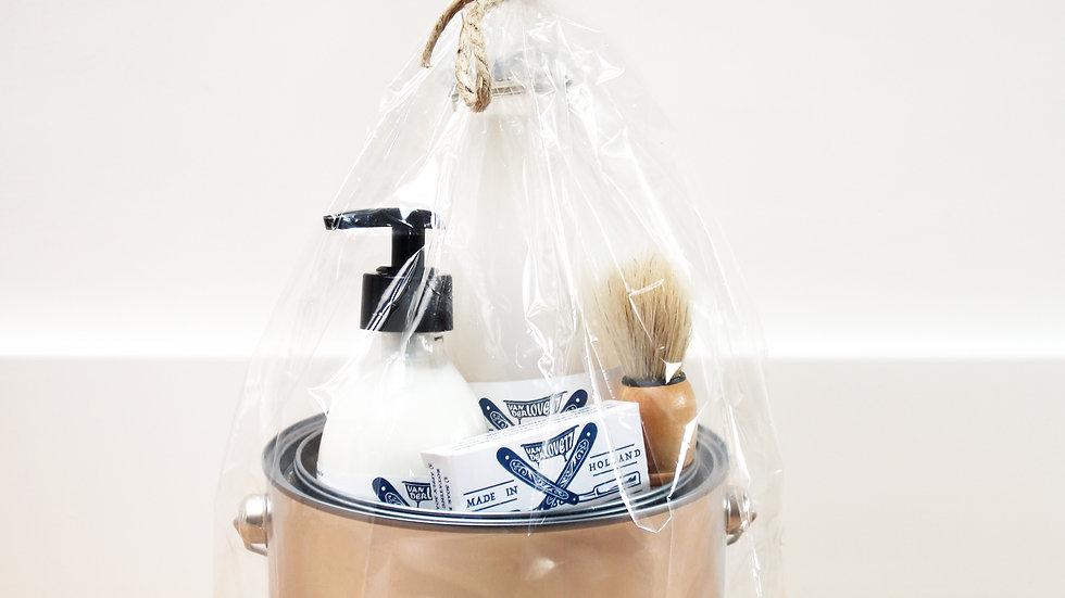 Gift bucket 'Dutch Blue'