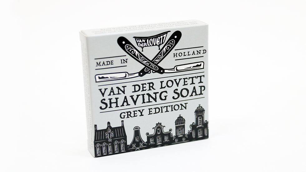 Shaving Soap 'Grey Edition'