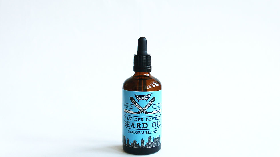 Beard Oil 'Sailor's Blend'