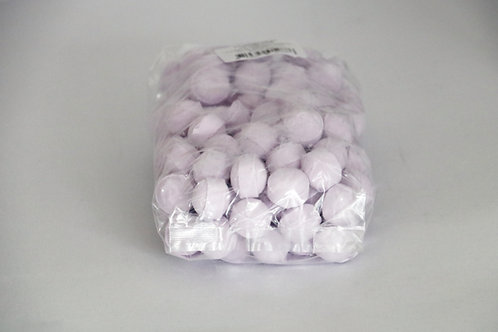 1 kg bag of mini bath bombs 'Lavender Fields'