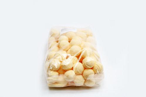 1 kg bag of mini bath bombs 'Golden Moments'