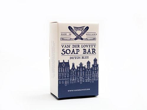 5 x boxed XL soap bars 'Dutch Blue'