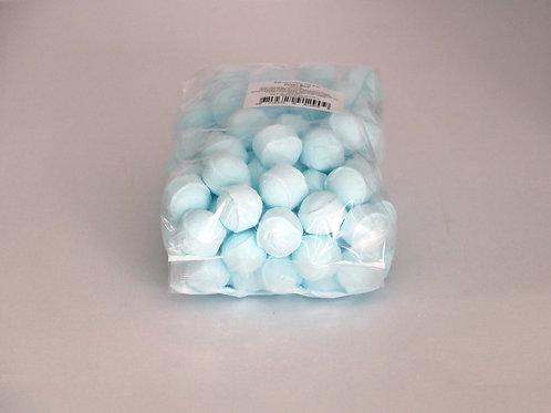 1 kg bag of mini bath bombs 'Ocean Blue'
