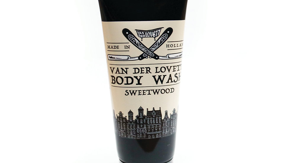 Body Wash 'Sweetwood'