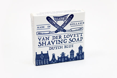 6 x 70 grm Shaving Soaps 'Dutch Blue'