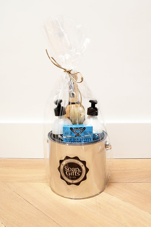 4 x Gift Buckets Van Der Lovett 'Sailor's Blend'