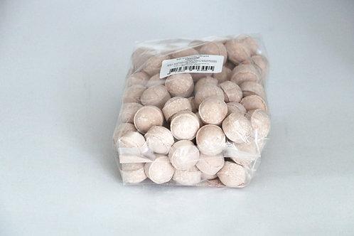 1 kg bag of mini bath bombs 'Chocolate'
