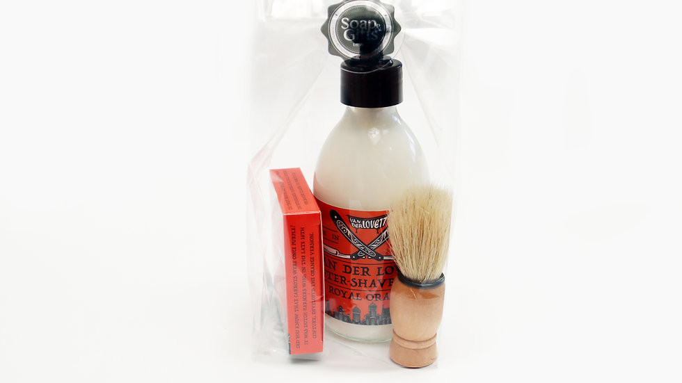 Gift set 'Royal Orange'