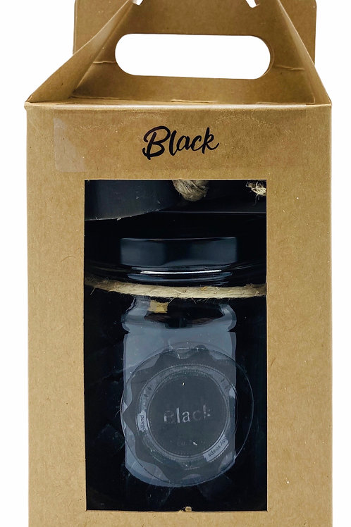 4 x gift sets mini Black