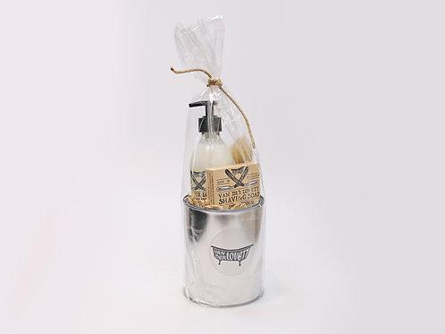 4 x Gift Buckets Small Van Der Lovett 'Sweetwood'