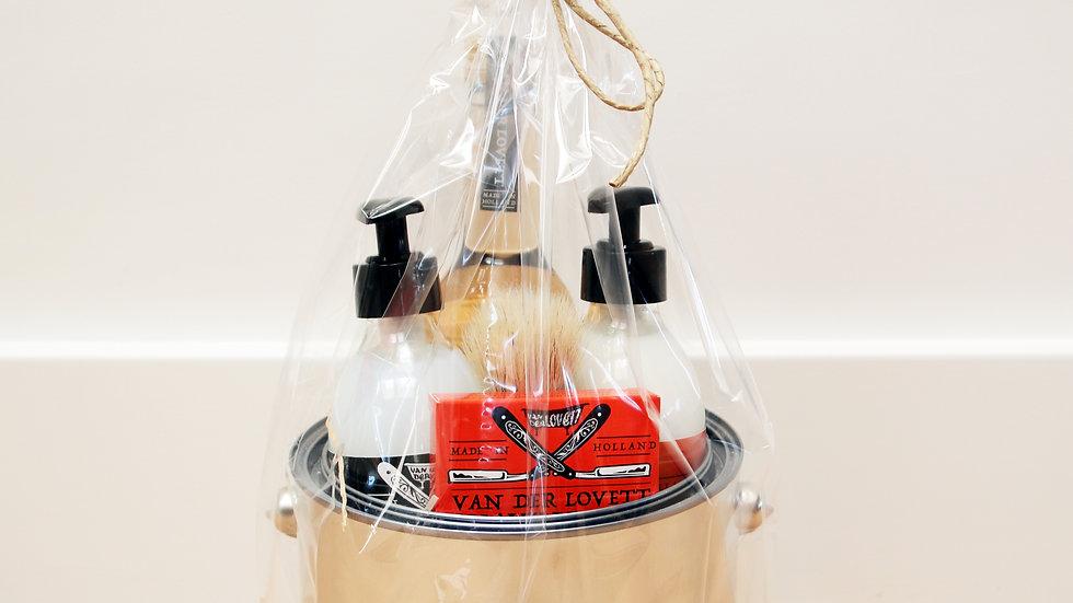 Gift bucket 'Royal Orange'