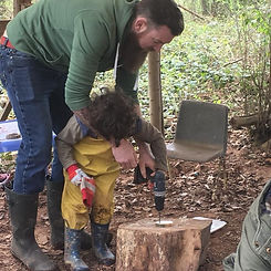 learning to use tools safely