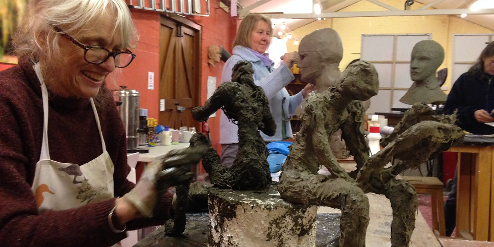 Thursday AM Sculpture Class (1)