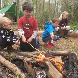 children learn confidence and skills