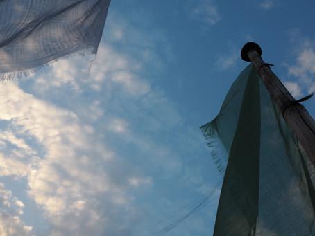 辻 信一氏と渡邊智恵子の「ブータンツアー報告会