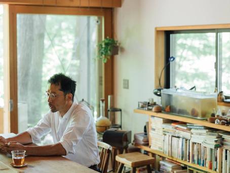 """満席御礼!】パーマカルチャーの四井 真治さん「""""いのちの仕組み""""から考える暮らしと社会」"""
