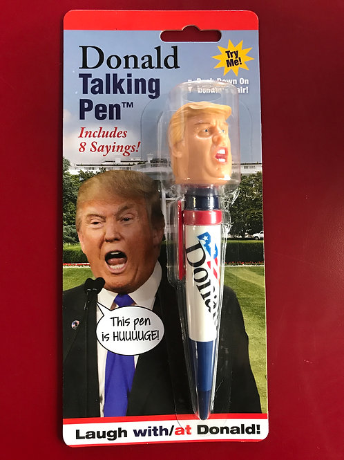 Talking Trump Pin