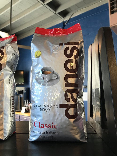 Danesi Classic Coffee Beans Large
