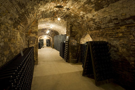 Blanc de noirs champagnes available by the bottle at Dawe Wines, Bath Somerset.