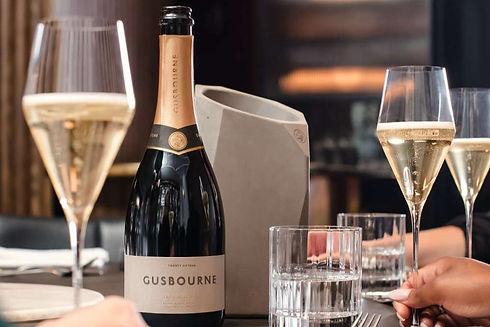 Buy Gusbourne English wines from Dawe Wines, Bath Somerset