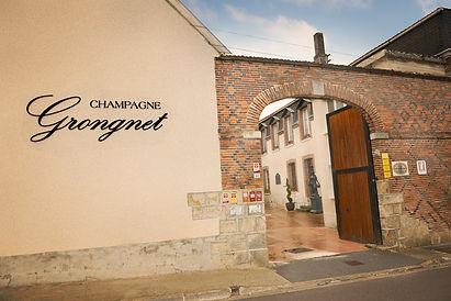 Grongnet Champagne | Dawe Wines