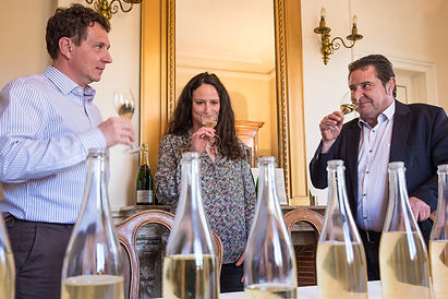 Chiquet Champagne from Dawe Wines