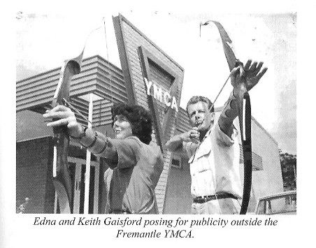 Edna and Keith Gaisford