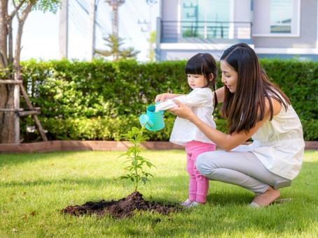 The Benefits Of Gardening For Children