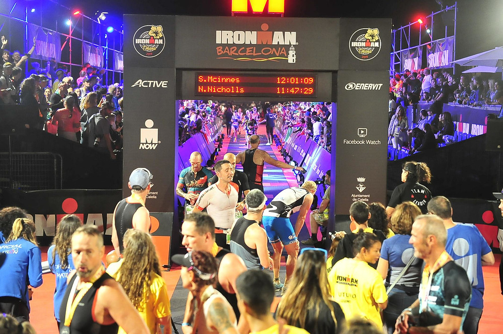 Ironman Barcelona Competition 2019