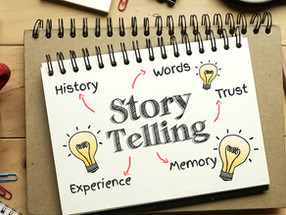 #29   The power of stories.