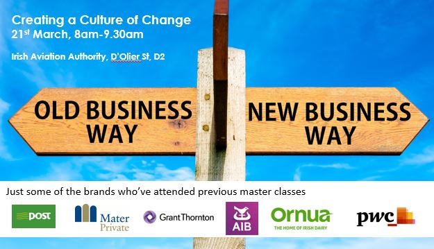 Inspiring Change Consultancy Training Course