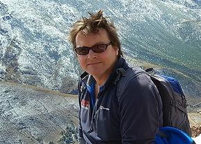 Gavin Bate, Mountaineer, Leadership consultant
