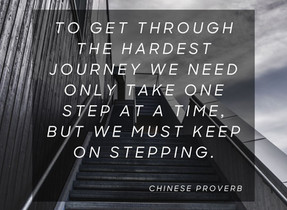 78   One step at a time